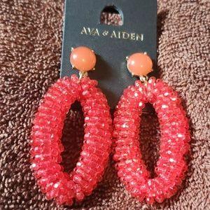 NWT Ava & Aiden Fashion Earrings